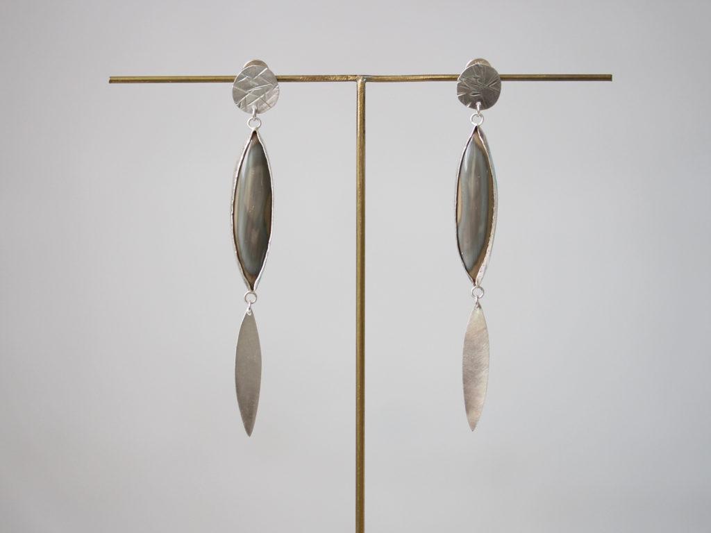 Imperial Jasper Earrings : archive