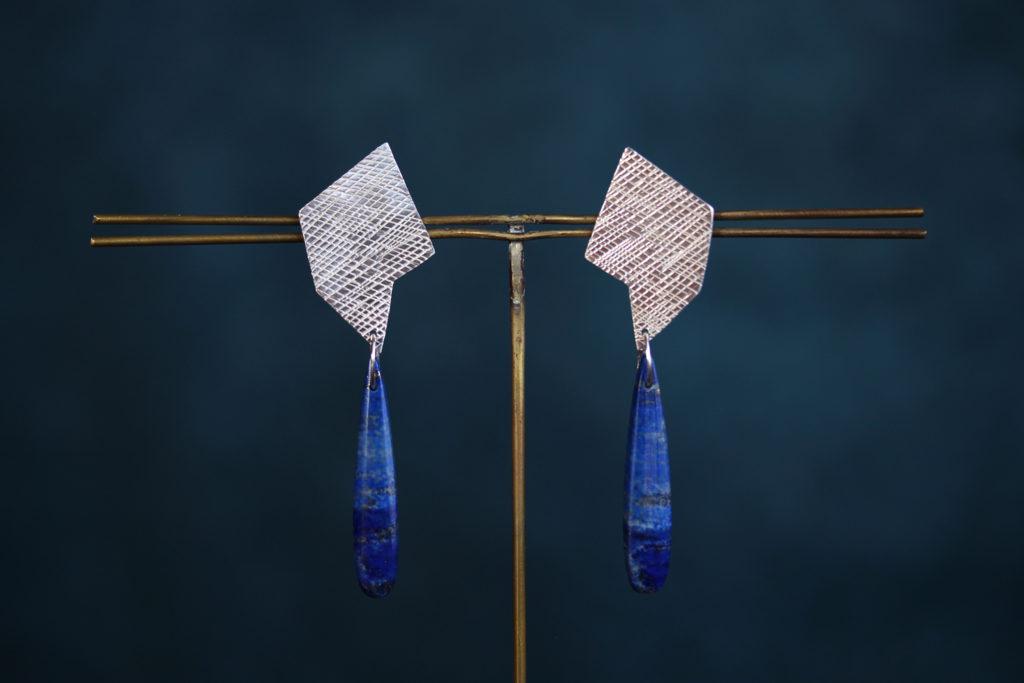 Lapis Lazuli Earrings : archive