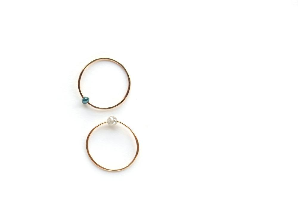 Diamond Orbit Ring : archive
